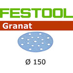 Abrasifs STF D150/16 pour ponceuse rotex 150